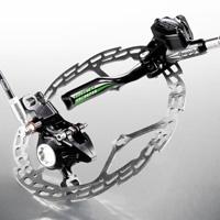 велосипедные дисковые гидравлические тормоза Hope